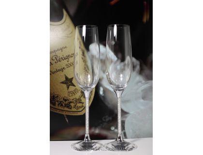 "Бокалы свадебные ""Crystal"" 250 ml"