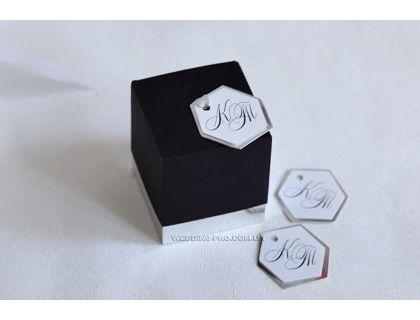 """Красивые маленькие коробочки """"Куб 2 в 1"""""""