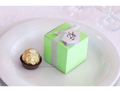 """Маленькая квадратная коробочка """"Куб"""""""