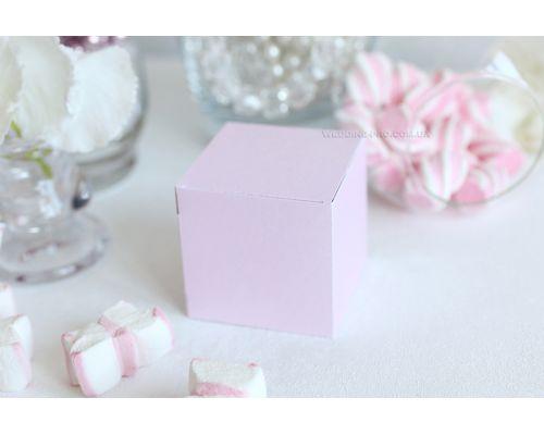 """Бонбоньерки для девочек """"Куб"""""""