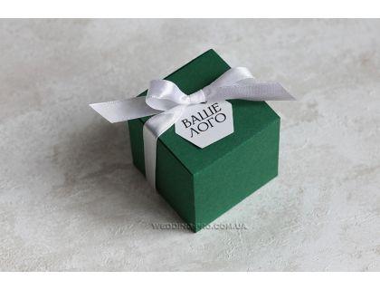 """Изготовление подарочных коробок из картона на заказ """"Куб"""""""