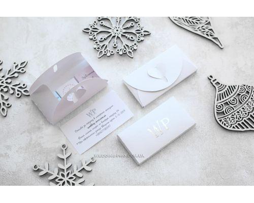 """Маленькие коробочки с брендированным шоколадом """"Шоко-3"""""""