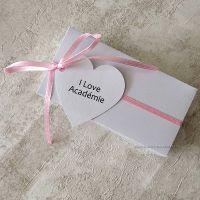 """Подарочная коробка конверт для пробников """"Стиль"""""""
