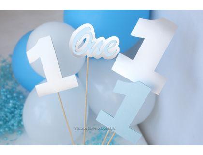 """Таблички на день рождения """"1"""""""