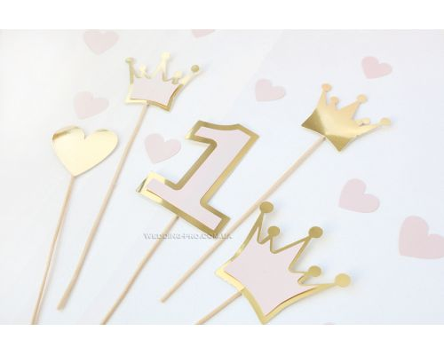 """Таблички для фотосессии """"Princess"""""""