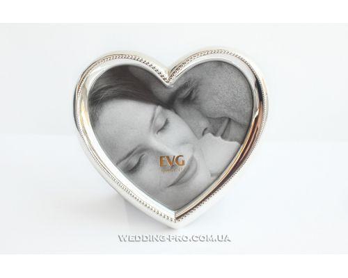 """Фоторамка для свадебных фото """"Сердце"""""""