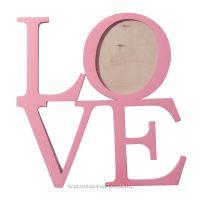 """Оригинальная рамка для фото """"Love"""""""