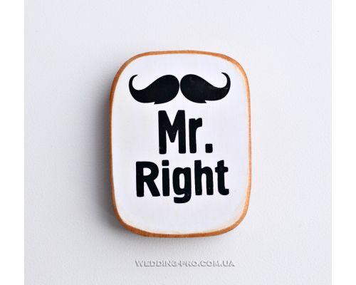 """Оригинальные магниты """"Mr. & Mrs. """""""