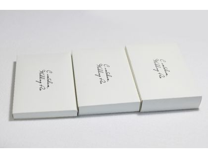 Коробочка конверт