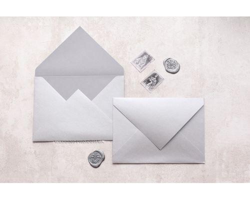 Красивые конверты серебро