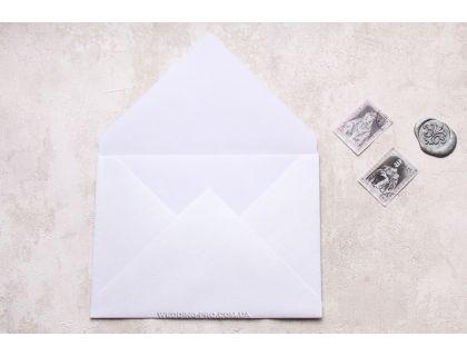 Дизайнерские конверты  с переливом