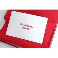 Изготовление конвертов с индивидуальной печатью