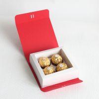Дизайнерские коробки на заказ Ferrero Rocher