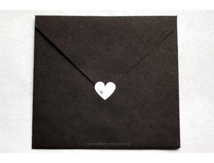 Наклейки на конверт