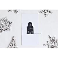 """Фирменные открытки с логотипом """"House"""""""