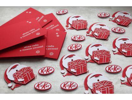 Индивидуальное изготовление корпоративных открыток