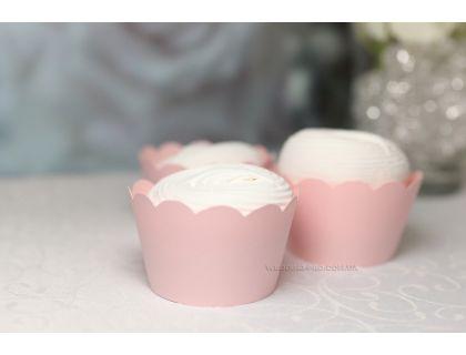 """Бумажные обертки для кексов """"Роуз"""""""