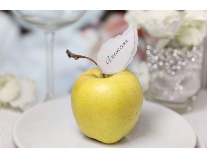 """Банкетки на свадьбу """"Apple"""""""