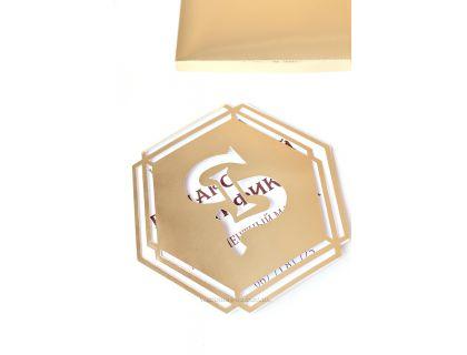"""Изготовление подарочных сертификатов  """"Геометрия Deluxe"""""""