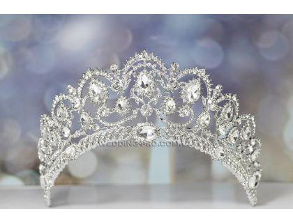 """Свадебная корона """"Великолепная"""""""